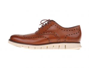 COLE HAAN – Ανδρικά oxford COLE HAAN ZEROGRAND WING καφέ