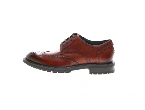 TED BAKER – Ανδρικά δετά παπούτσια TED BAKER THERUU καφέ