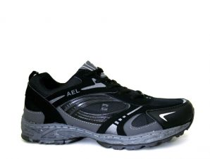 Αθλητικά Μαύρα Ανδρικά Παπούτσια