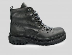 Ανδρικό Μαύρο Ankle Boots Philippe Lang PHILIPPE LANG