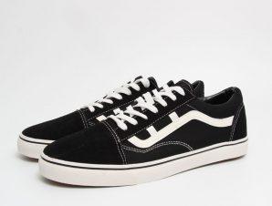 Casual Ανδρικά Μαύρα Παπούτσια