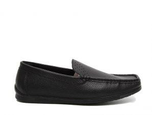 Μοκασίνια Μαύρα ανδρικά loafers