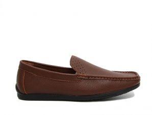 Μοκασίνια Καφέ ανδρικά loafers