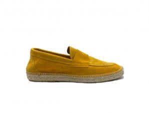 Ανδρικό Κίτρινο Flat Espadrilles ABARCA
