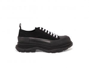 Ανδρικό Μαύρο Tread Sneakers ALEXANDER MCQUEEN