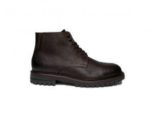 Ανδρικό Καφέ Lace-Up Boots/Brown CC-CORNELIANI