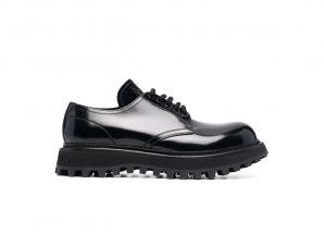 Ανδρικό Μαύρο Trekking Derby Shoes DOLCE & GABBANA