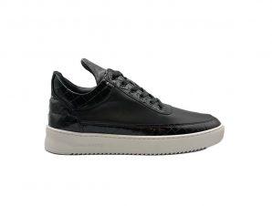 Ανδρικό Μαύρο Low Top Sneakers FILLING PIECES