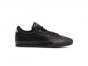 Ανδρικό Μαύρο Vulcanized Low-Top Sneakers HERON PRESTON
