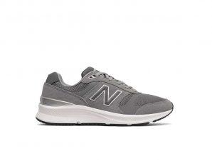 Ανδρικό Γκρι Low Cut Walking Trainers/Grey NEW BALANCE