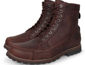 Timberland Original 6 Inch Boot Leather 0A2KSXV13 Καφέ